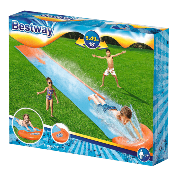 waterglijbaan single slide | summertoys.nl