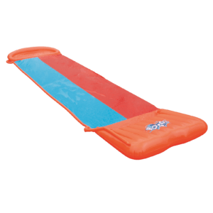 opblaasbare waterglijbaan double slide | summertoys