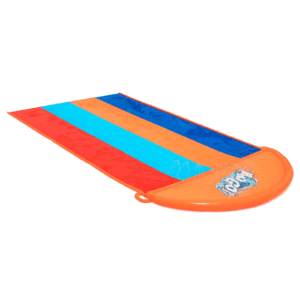 opblaasbare waterglijbaan quadruple slide | summertoys