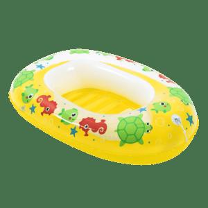 Opblaasboot junior - Geel
