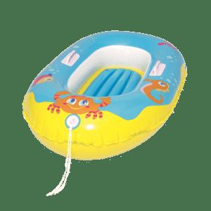 Opblaasboot 'Summer' - Blauw