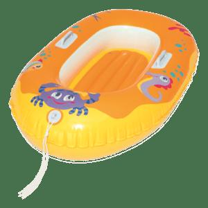 Opblaasboot 'Summer' - Oranje