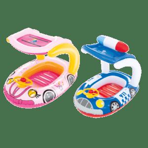 Opblaasboot baby