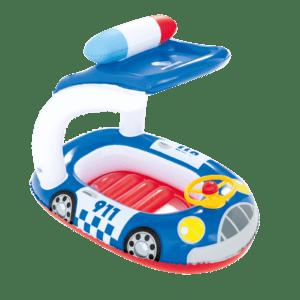 Opblaasboot baby - Blauw
