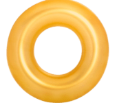 Gouden zwemband