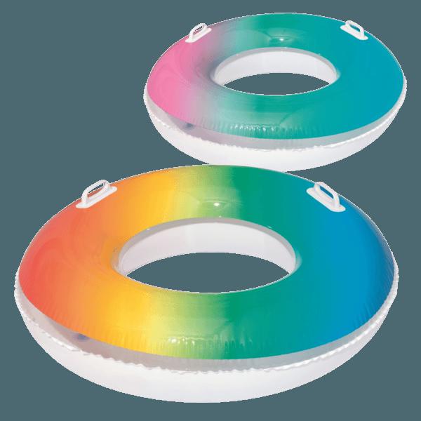 zwemband rainbow 80 cm | summertoys.nl