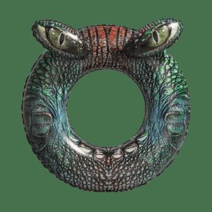 Zwemband Animal 91 cm - Groen