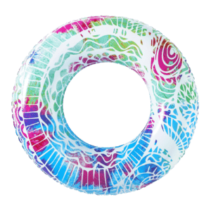 Zwemband Summer 91 cm - Blauw-groen-rood