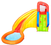 Waterpark h2ogo! splash tower | summertoys.nl