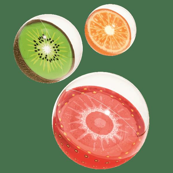 strandbal fruit | summertoys.nl