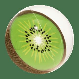 Opblaas Strandbal 'Fruity' 46 cm - Groen