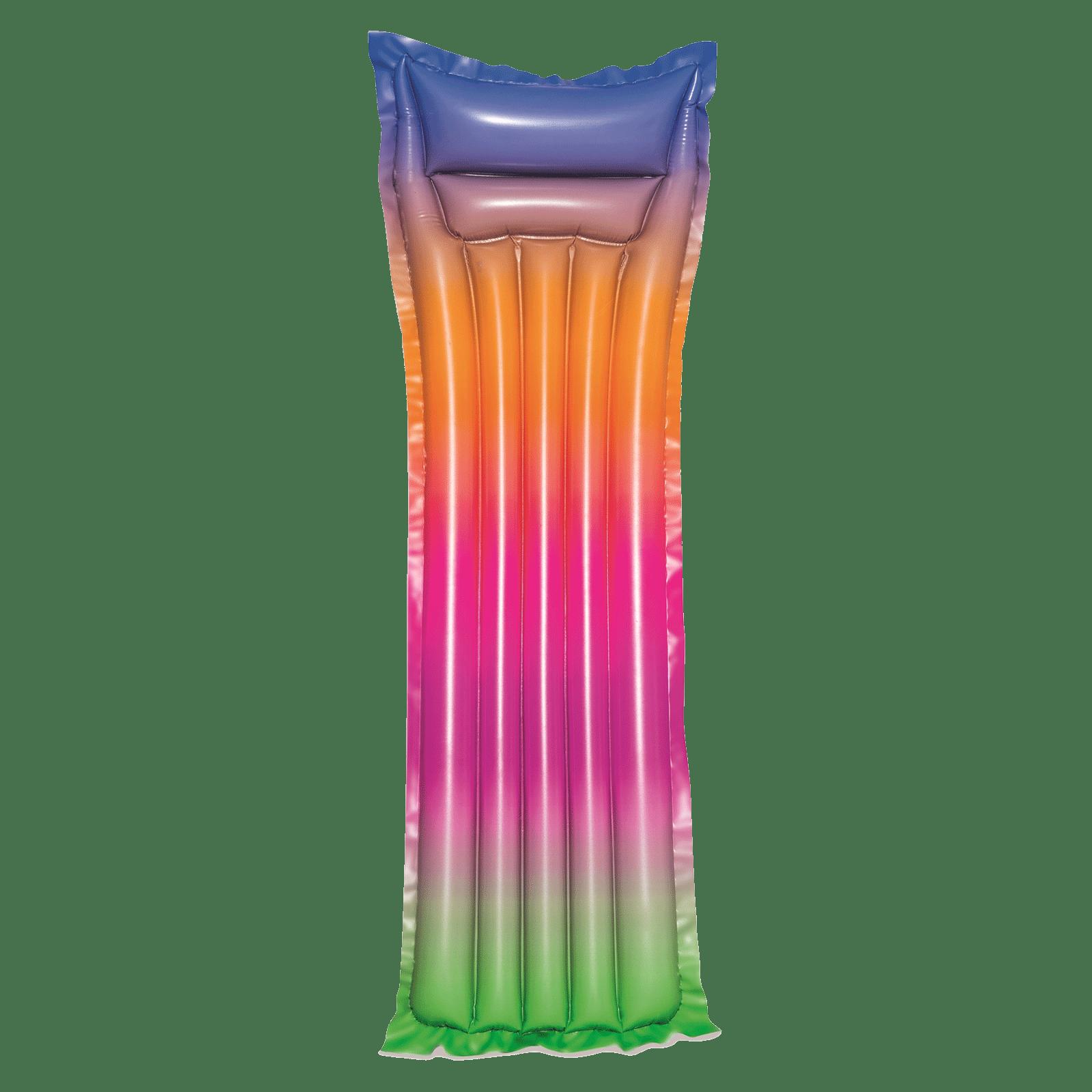Luchtbed 'Rainbow'