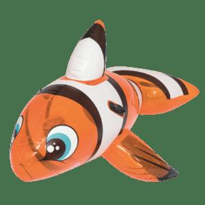 Opblaas clown fish