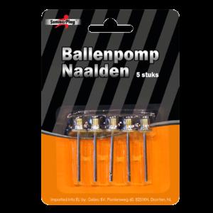 Ballenpomp naalden