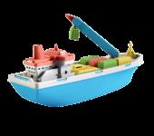 Speelgoed Vrachtschip
