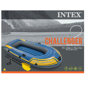 Challenger 2 set