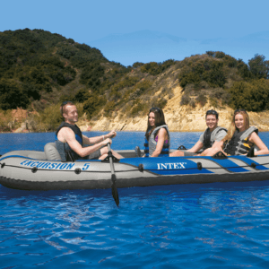 Opblaasboot Excursion