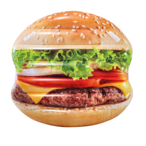Intex Opblaas Hamburger Island