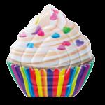 luchtbed vanilla cupcake