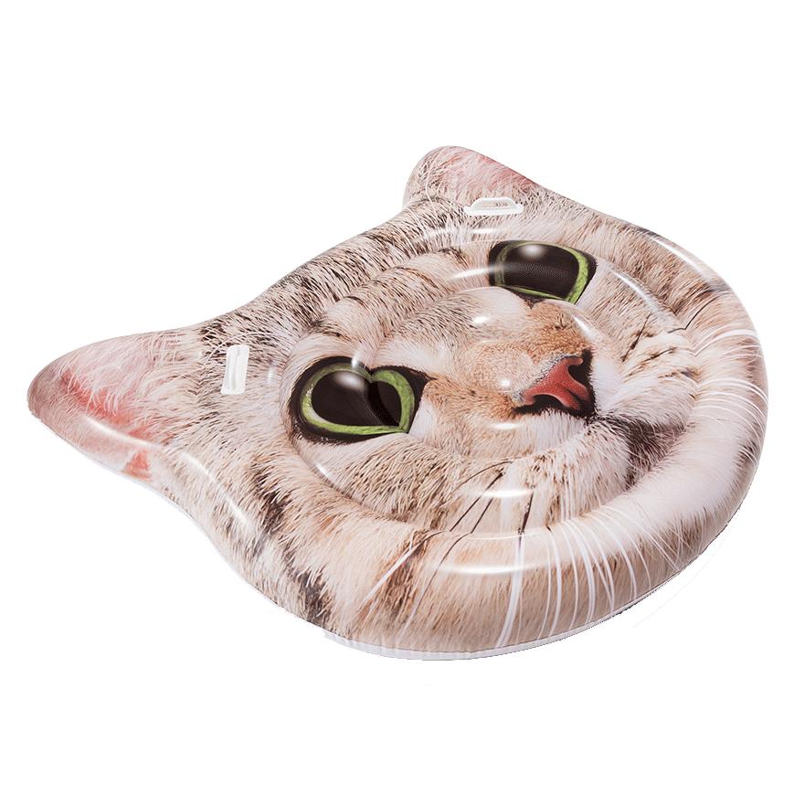 Opblaas cat face Island
