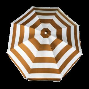 Parasol Glamour beach 180cm - Goud