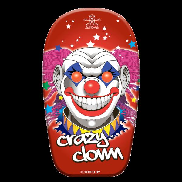 Bodyboard Crazy Clown
