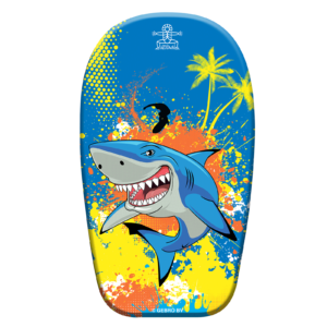 Bodyboard Angry Shark