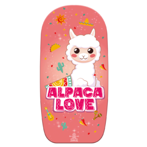 Bodyboard Alpaca Love