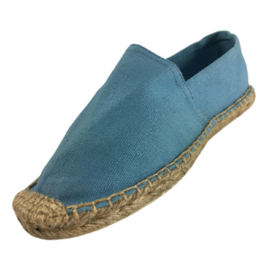 Espadrilles Light Blue