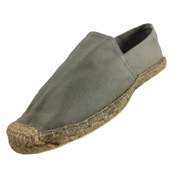 Espadrilles Grey