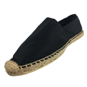 espadrilles midnight black