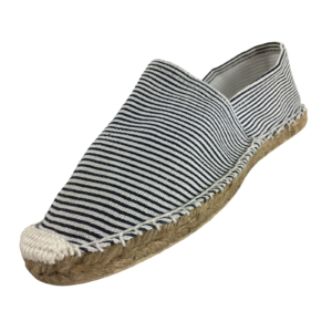 Espadrilles Navy Stripes