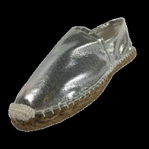 Espadrilles Silver glitter