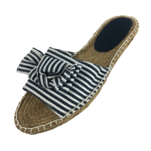 Espadrilles Navy stribes