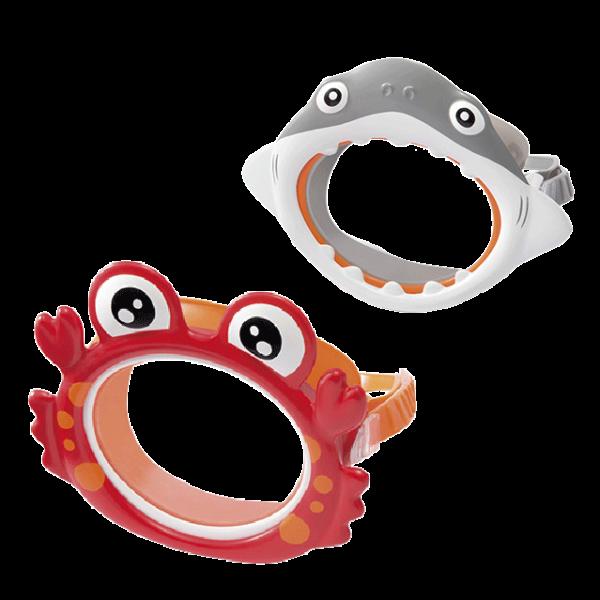 intex fun duikbril - diervorm | summertoys.nl