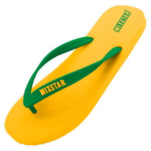 Slippers Brasil Yellow