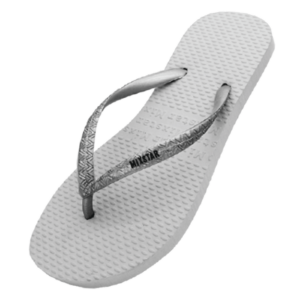 mixtar slipper grijs | summertoys.nl
