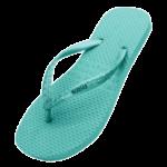 Slipper Aqua