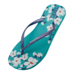 Slipper Flowers Blauw