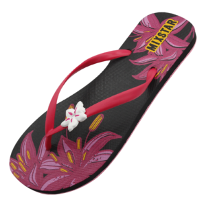Slipper Pink flower