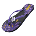 mixstar slpper purple flower | summertoys.nl