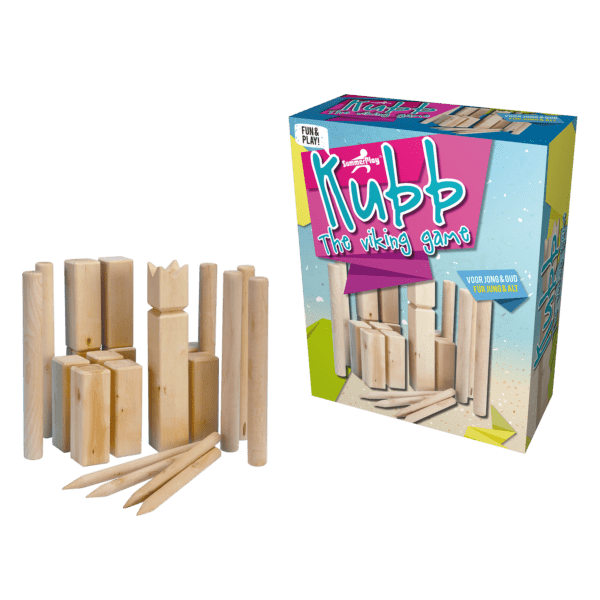 Kubb the viking game