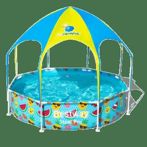 Steel Pro zwembad 244 cm