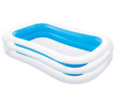 Opblaaszwembad rechthoekig | Summertoys.nl