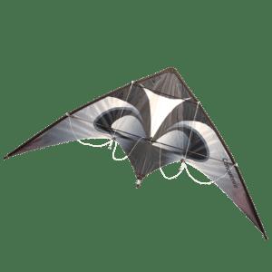 Stuntvlieger Loris 180 cm - Zwart