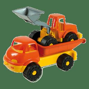 Vrachtwagen speelset