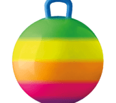 Skippybal Rainbow 50 cm