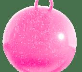 Skippybal pink glitter 70 cm