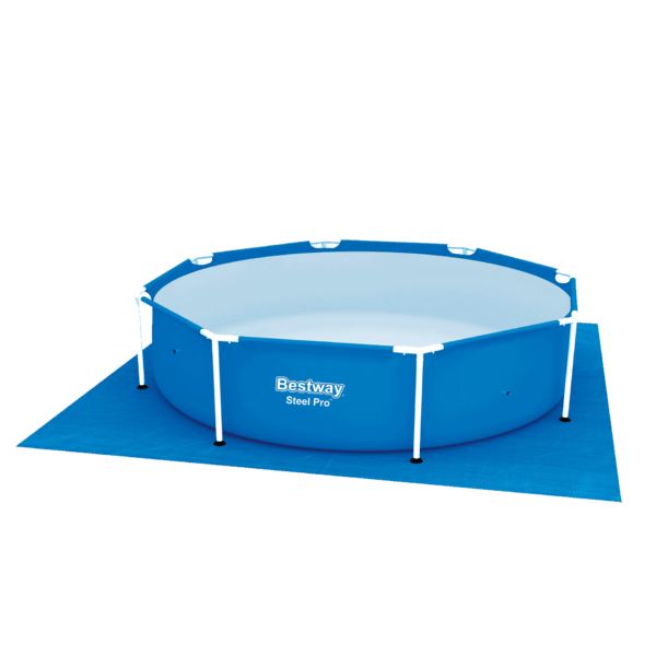 Zwembad grondzeil 274 cm