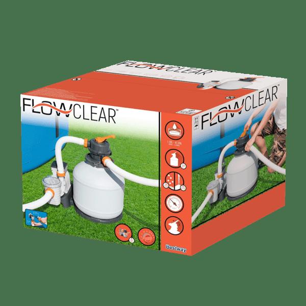 filterpomp 5.700 ltr/hr